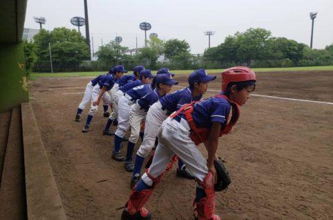 高学年練習試合